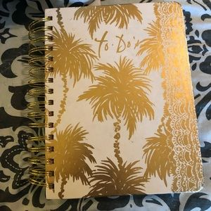 Lily Pulitzer To Do List Book